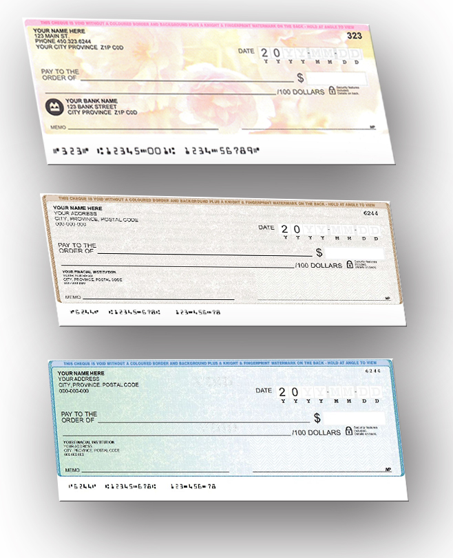 Personal cheques order personal cheques online and get it delivered anywhere - Cheque cado banque populaire ...