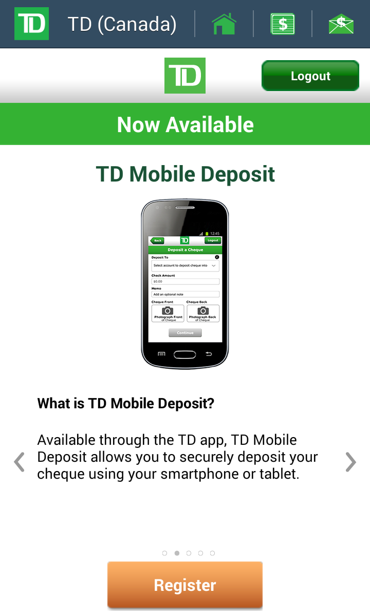 how to download td void cheque