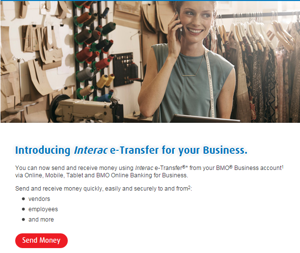 how to receive interac e transfer td bank