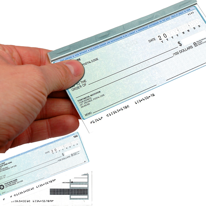 Mountain View Personal Cheques